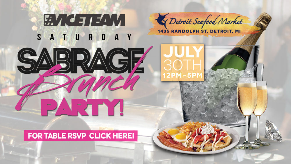 Sabrage Brunch Party